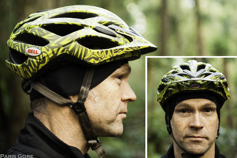 It may feel as if you ve placed a condom on your head but a skull cap is the best way to retain heat in cold miserable riding conditions.