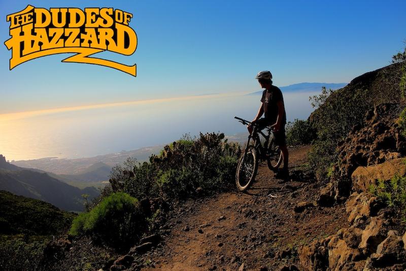 Stunning views in Tenerife