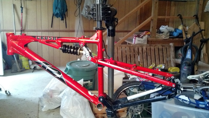 K2 Crush Frame Medium 08 For Sale