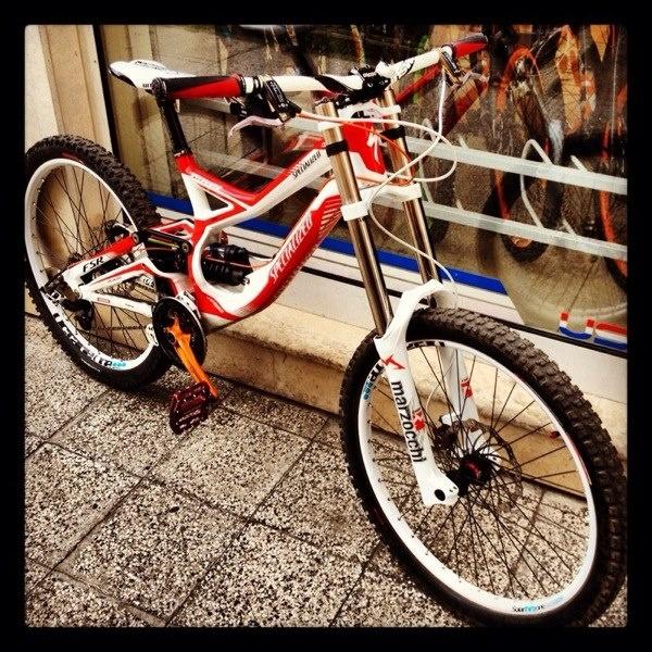 Bike is ready for 2013 season