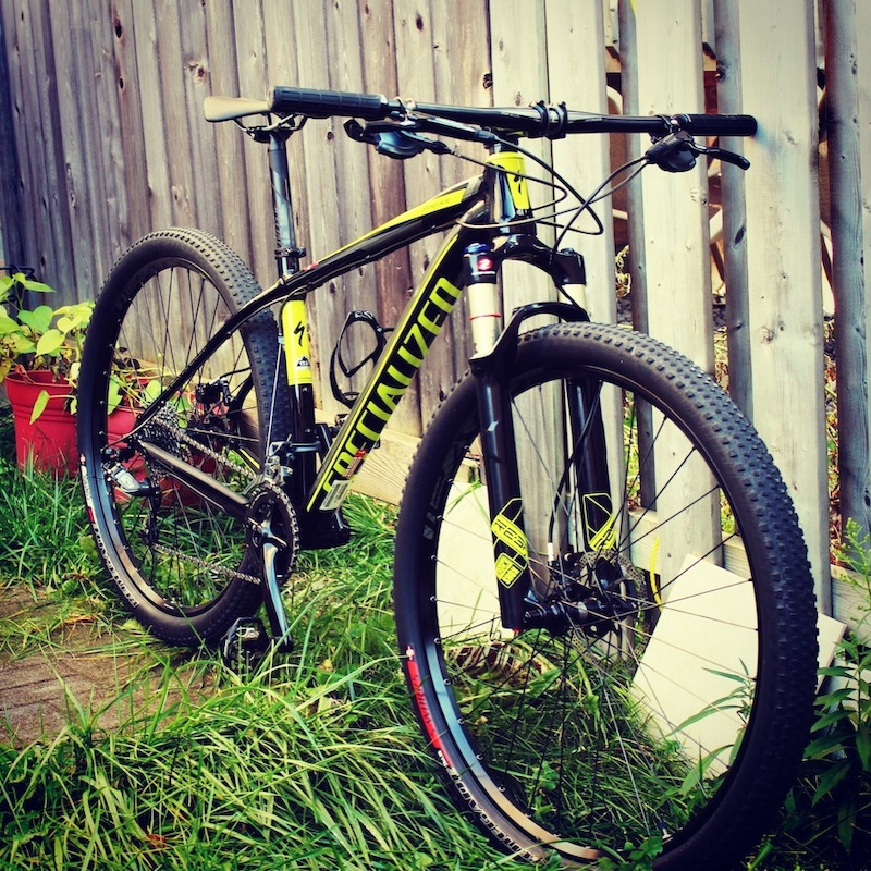 Specialized Stumpjumper Comp