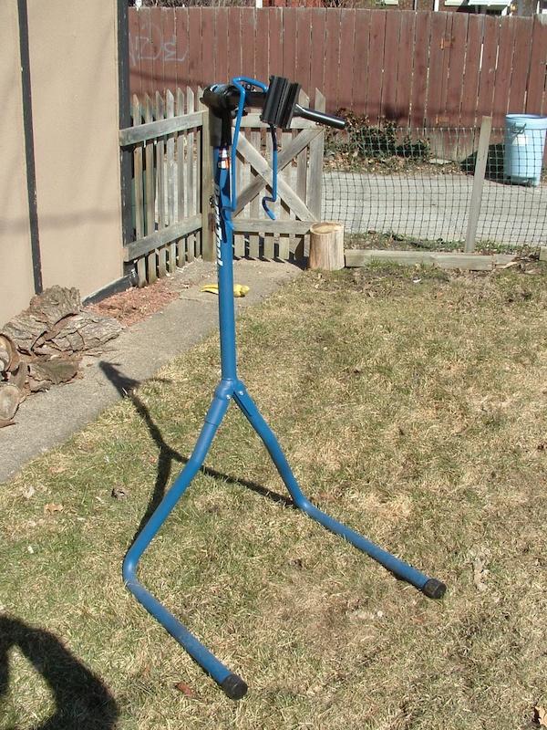 Park Tool Pcs 1 Bicycle Mechanic Repair Stand 185 Obo For