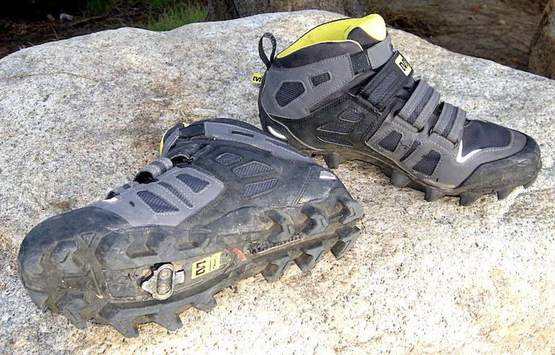 Mavic Scree Shoe two-view
