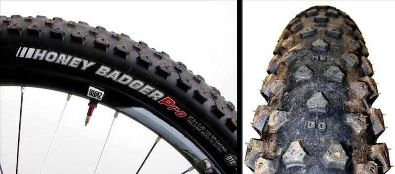 Kenda Honey Badger 27.5 tire