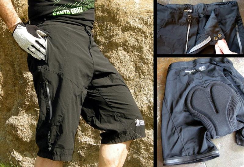 Madison Flux 88 shorts
