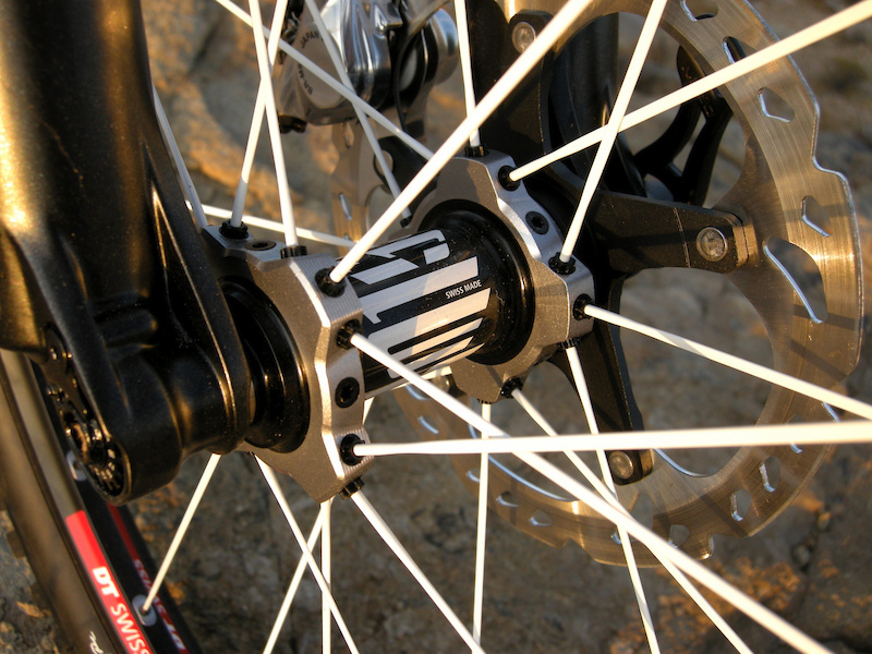 DTSwiss Tricon front wheel