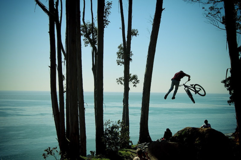 Tailwhip. PHOTO CREDIT --- THE Ray George