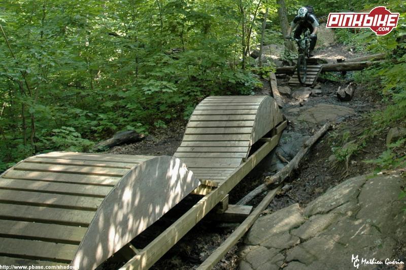 Camp Fortune 1er juillet 2006