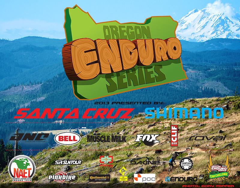 Oregon Enduro Series Sponsors