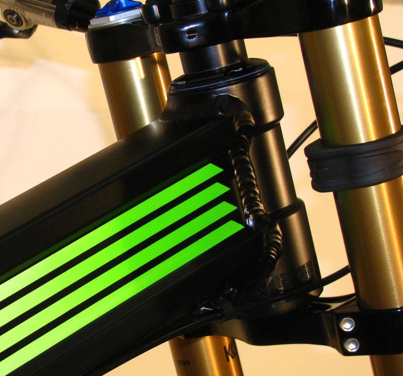 Redalp Replica DH 2013 black Head Tube One-Point-Five