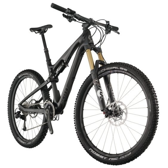 Carbon Fiber Mountain Bike >> Scott Advert Offers A Detailed View Of The Carbon Fiber