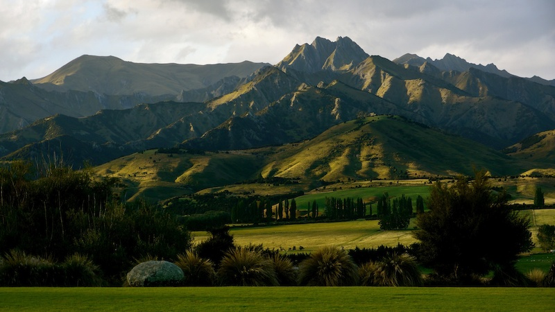 New Zealand Road Trip with Big Mountain Adventures -- South Island.