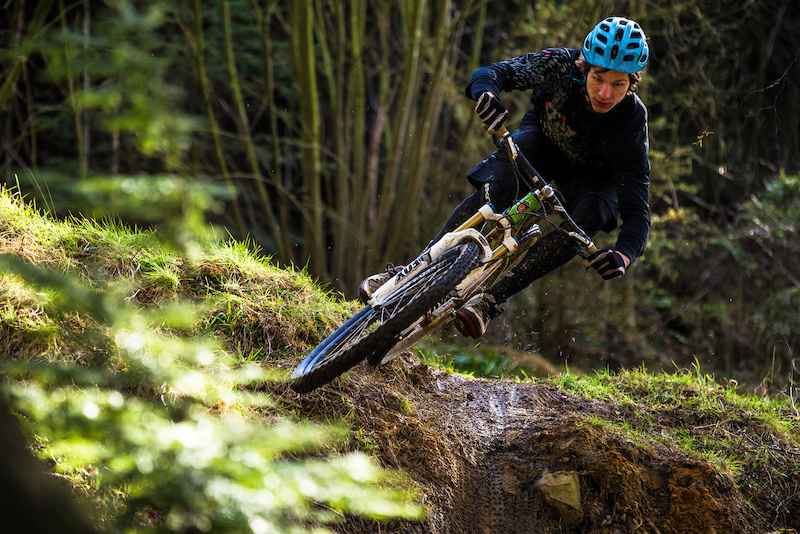 Photo by Duncan Philpott whilst shooting for Cotic Bikes
