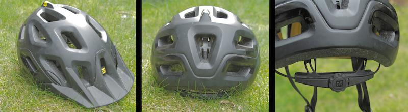 Mavic Notch helmet
