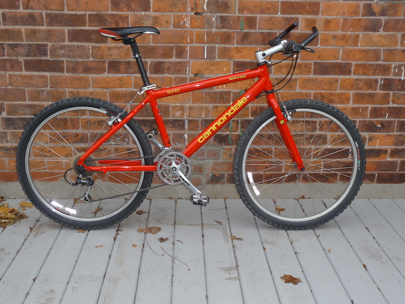 Cannondale Beast From The East Vintage For Sale