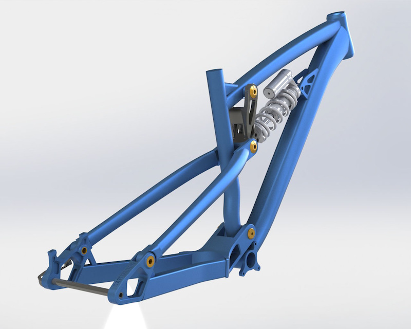 Contest: Name This Frame From Dartmoor Bikes - Pinkbike