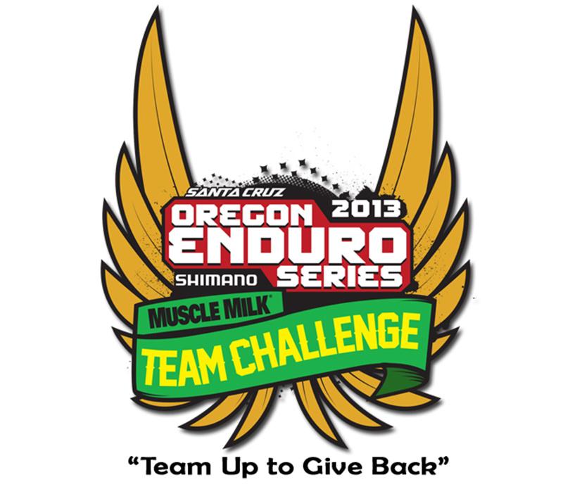 Oregon Enduro Muscle Milk Team Challenge