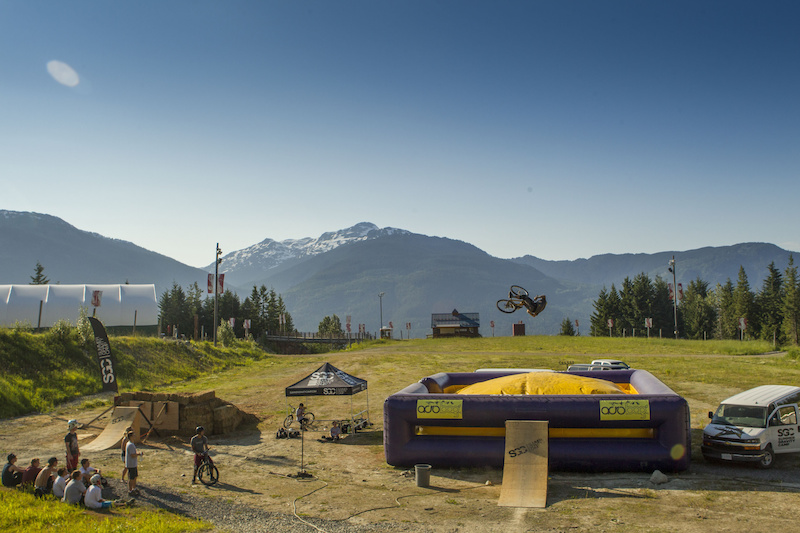 Air Bag-Air Zone Summer Gravity Camps 2013