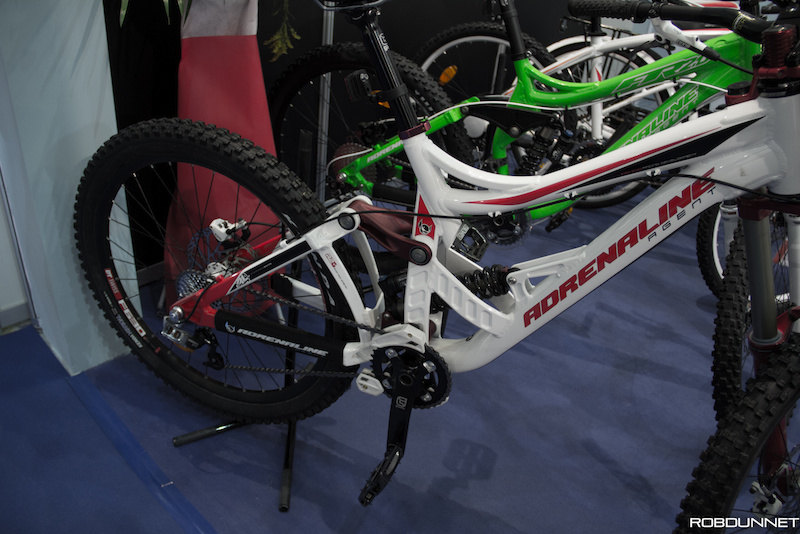Adrenaline Agent I have seen this suspension design before but I can not place it.