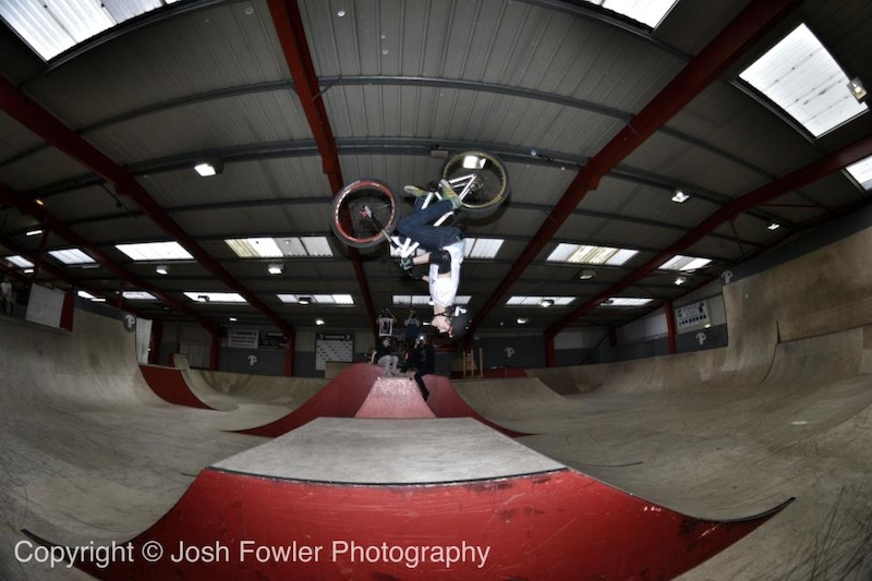 flip over the wee box, photo by josh fowler
