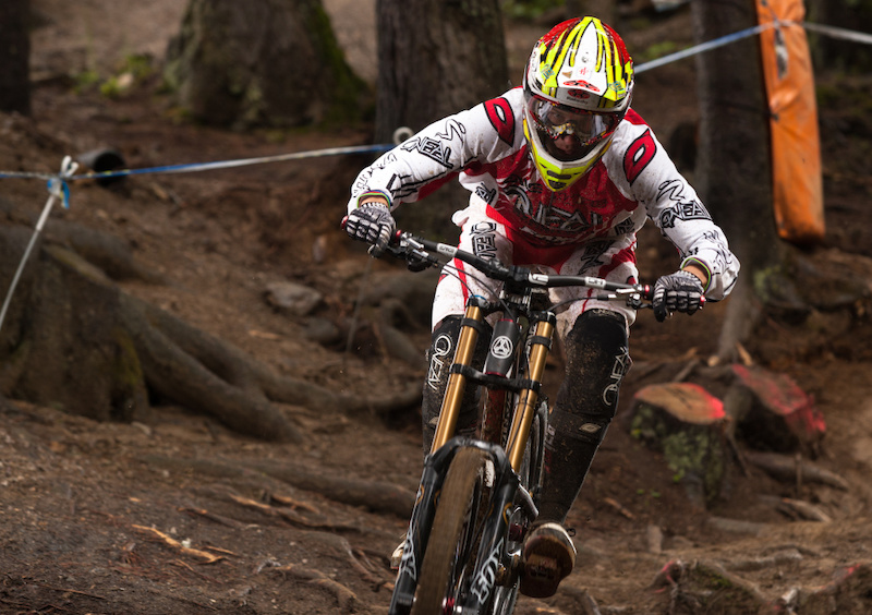 First Ride: Air-Sprung Fox 40 Float RC2 Fork – The Truth is