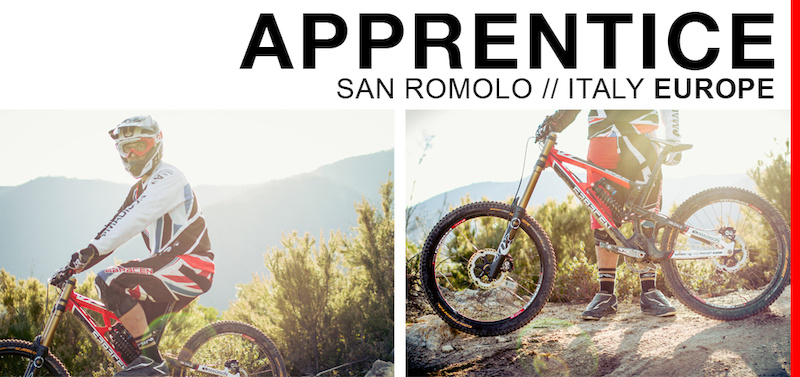 Madison Saracen 2013 Ep.2 Apprentice San Remo Italy Europe. Find the article on Pinkbike.com - Laurence CE - www.laurence-ce.com
