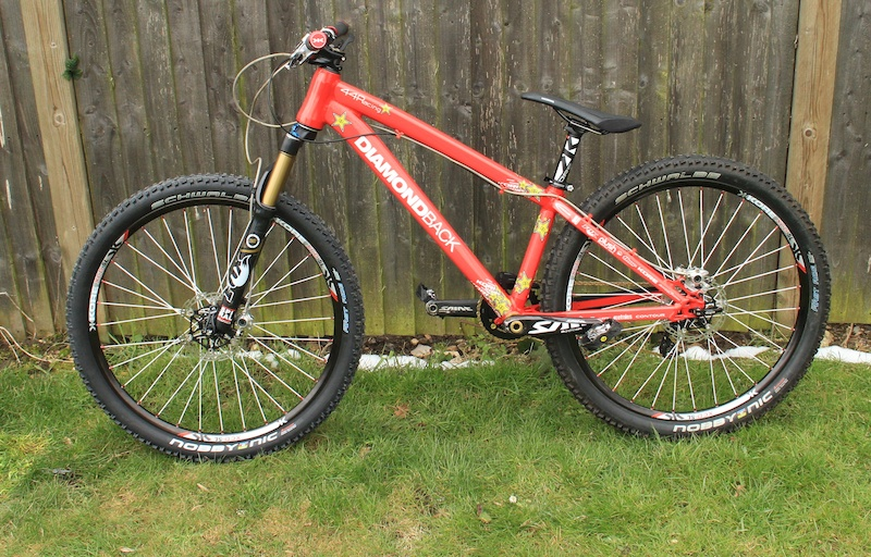 Post your 4X bikes - Page 1009 - Pinkbike Forum