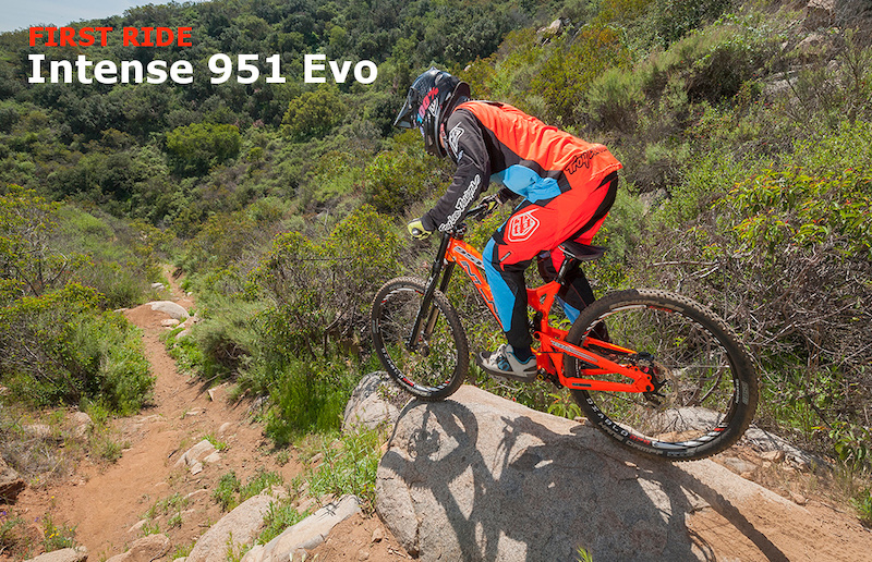 f661c5173ae The rest of the 951 Evo was classic DH kit - powered by a Shimano Saint  ensemble and glued to the dirt with a Cane Creek DB shock.