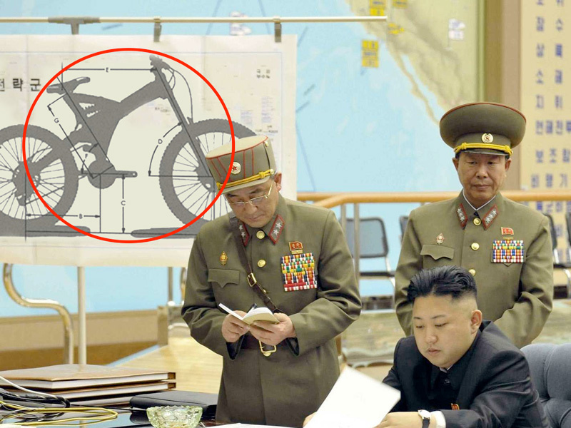 The Redalp is North-Korean tech, not Swiss !