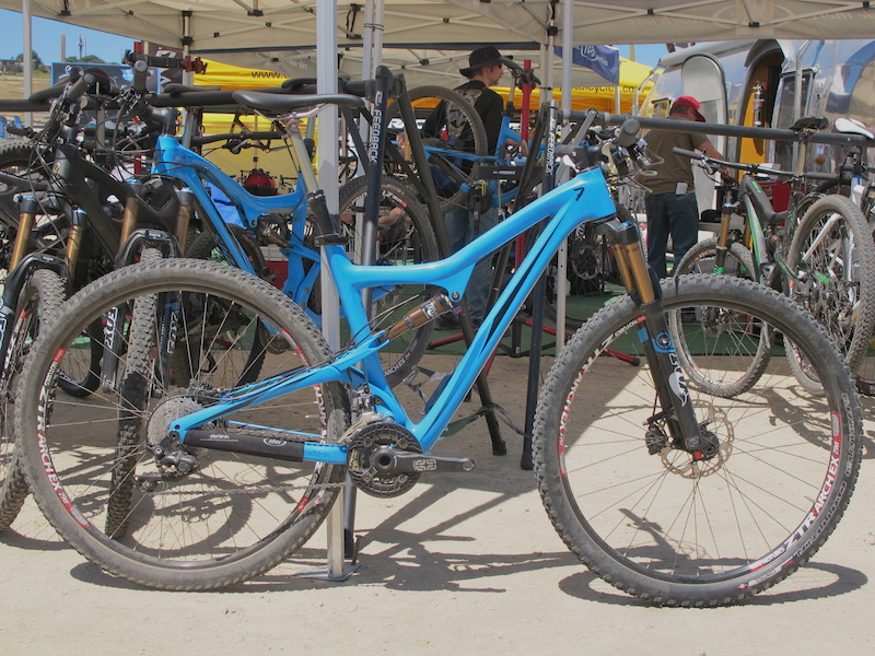 Ibis Ripley 29er - Sea Otter Classic Day 1