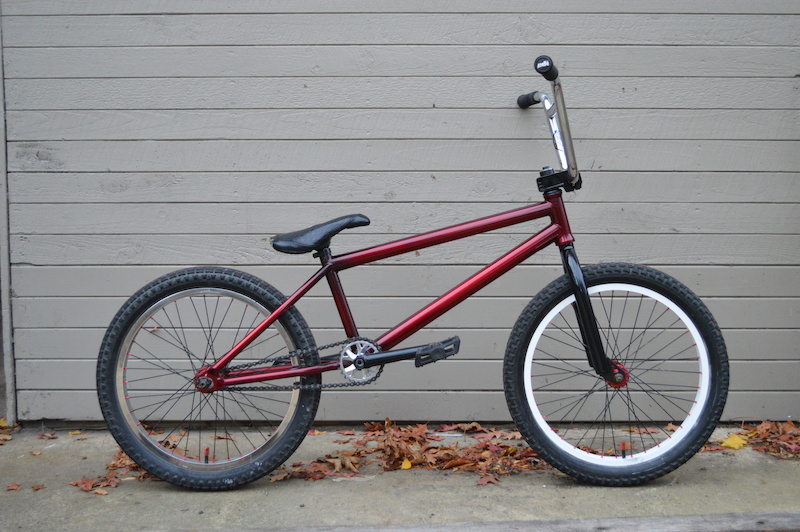 my 2009 Haro forum with a new coat of paint