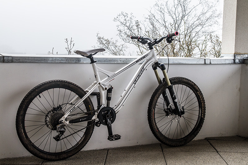 2009 Specialized Pitch Comp + Lyrik Solo Air