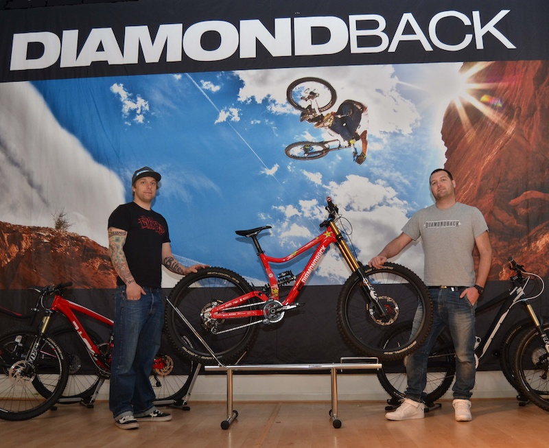 Diamondback Europe HQ