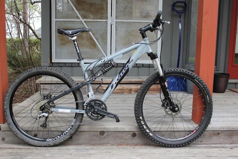 2003 Jamis Dakar Xlt 1 0 650b Compatible For Sale