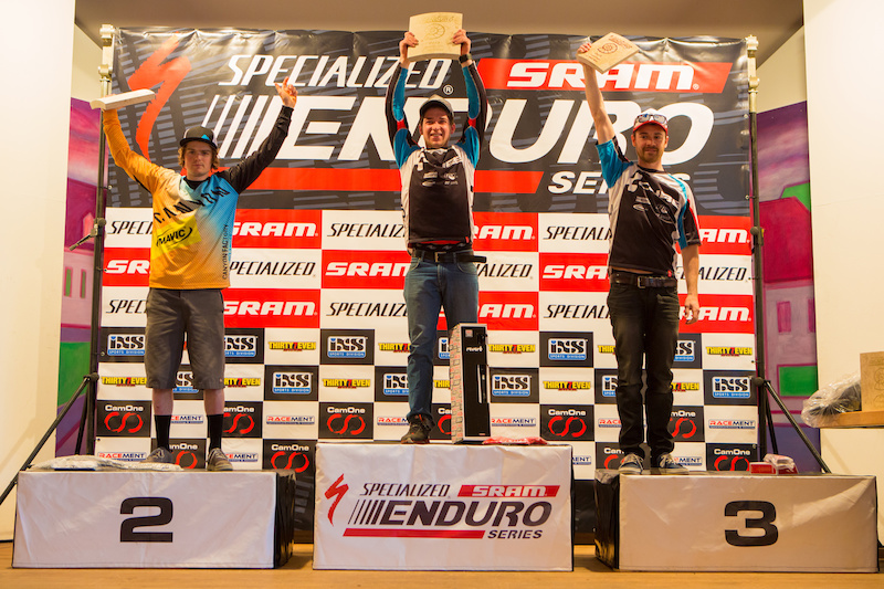 Men s podium Photo Christoph Bayer