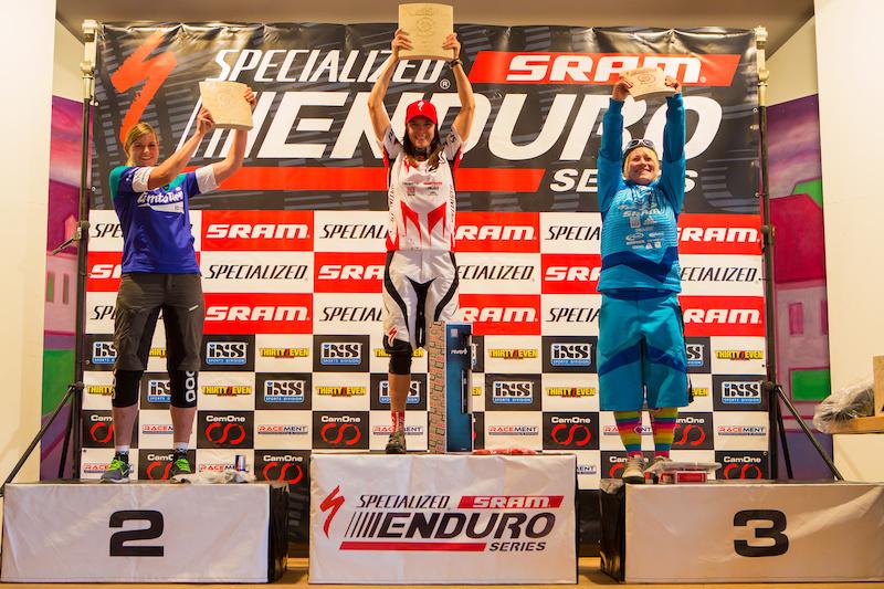 Women s podium Photo Christoph Bayer