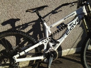 cove frame and headset for sale