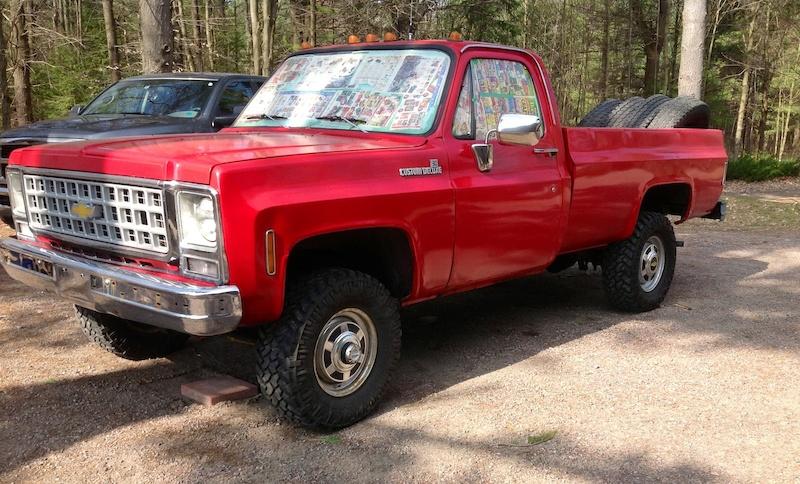 Revived! 1980 Chevrolet K30 &