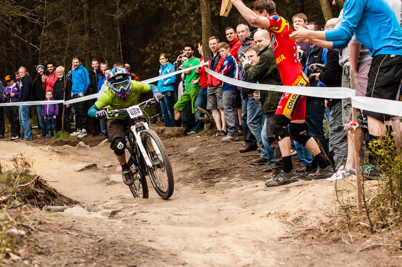 Peaty s Steel City Downhill