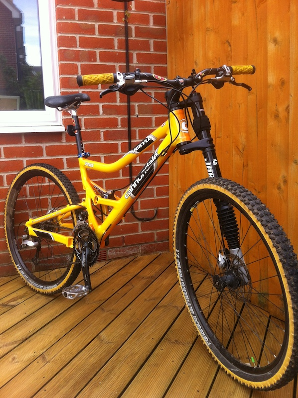 Cannondale Bikes For Sale >> Cannondle Jekyll 700 with Jake Lety Fork Small Frame For Sale