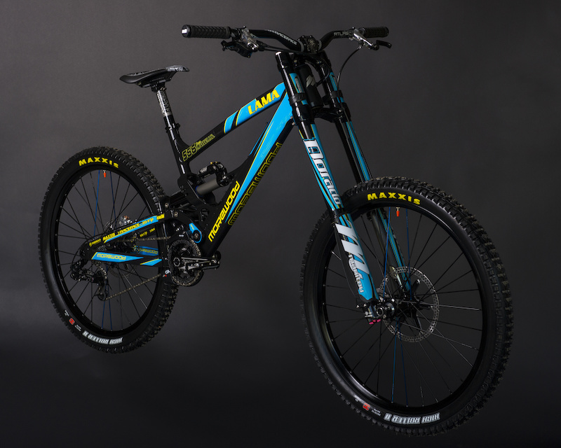 2013 Morewood Makulu Lama team edition