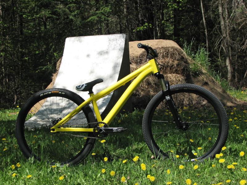 custom twosix bikes - 20.99lb.