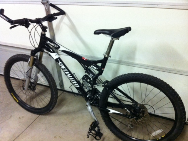 2007 Specialized Fsr Xc Comp For Sale