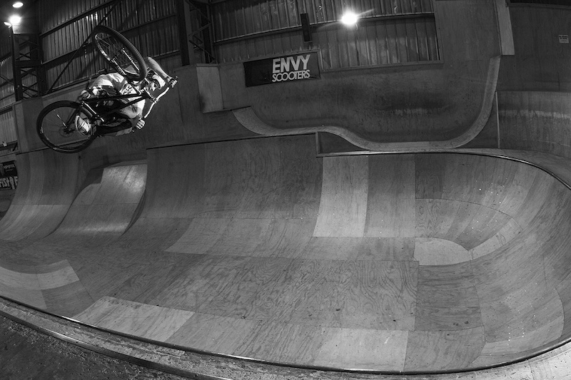 Euro air in the bowl photo by Alex Phillis