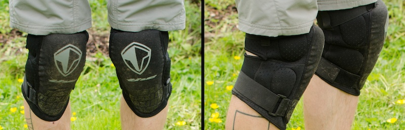 THE Maxi knee guards