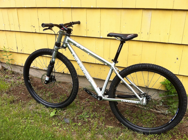 2008 Cannondale F29 Er Single Speed Ss Medium For Sale