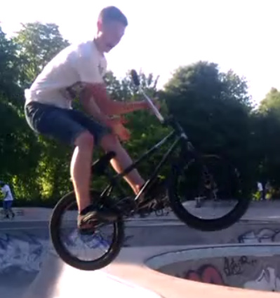Learned barspins  dat barspin face..