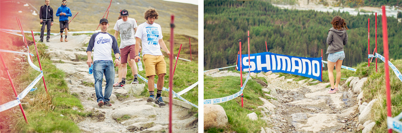 Madison Saracen Perpetual UCI MTB World Cup ONE - Fort William Nevis Range Scotland - Find the article on Pinkbike.com - Laurence CE - www.laurence-ce.com