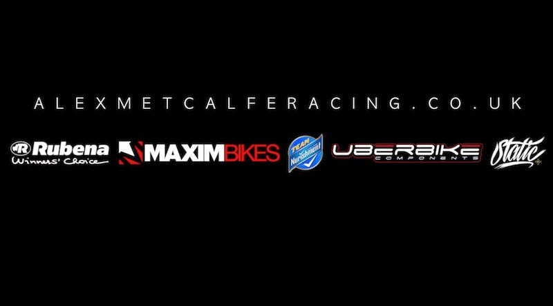 Alex Metcalfe Sponsors