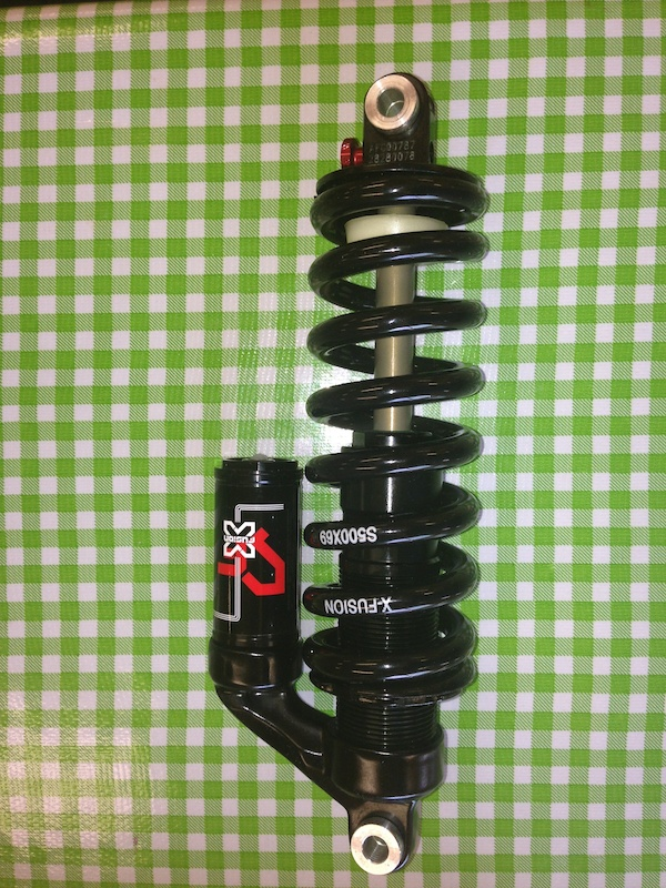 2013 X Fusion Vector R Coil Shock 8 75x2 75 Price Drop